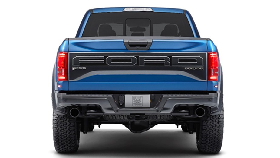 Ford F-150 Raptor Tailgate