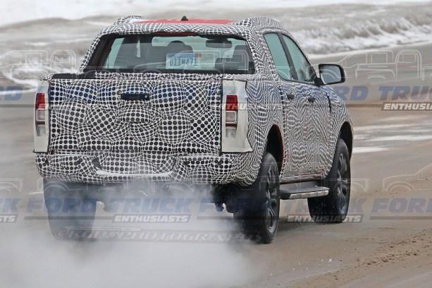 Ford Truck Enthusiasts - Ranger Wildtrak