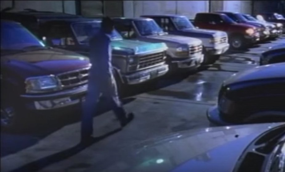 Late 90s Ford Truck Ad