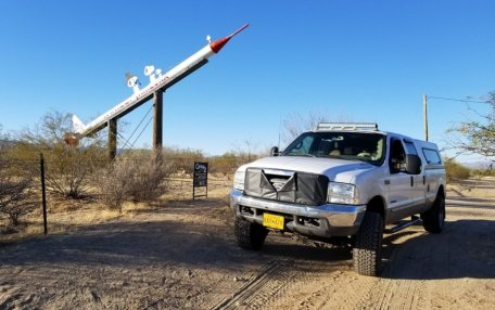F-350 in Airzona