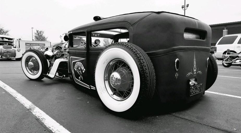 1929 Ford Tudor