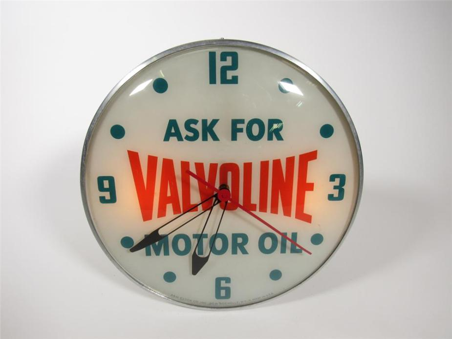 Valoline Clock