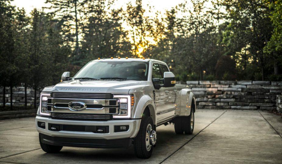 Breaking Down The 2019 Super Duty Order Guide Ford Trucks Com