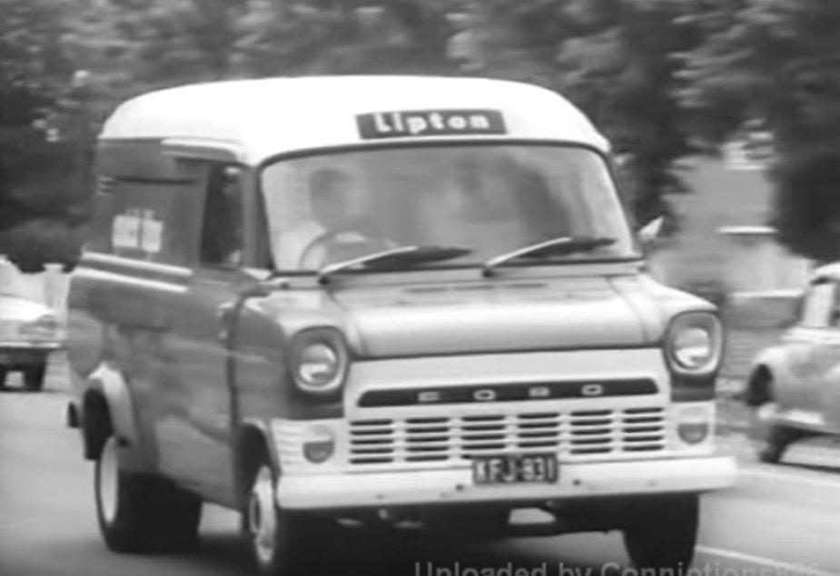 Classic Ford Transit