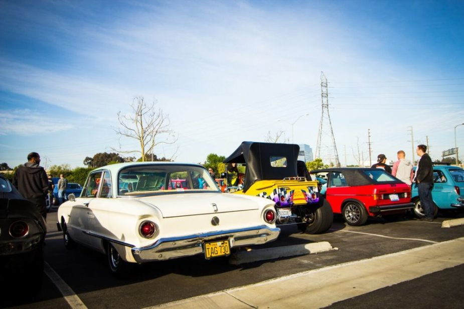 FTE - Cars & Coffee South Bay