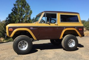 FTE: 1970 Ford Bronco