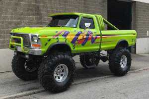 1979 FORD CUSTOM PICKUP