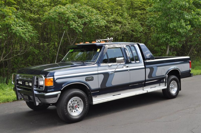 1988 Ford F250 >> 1988 Ford F 250 Centurion Conversion Is One Amazing Find