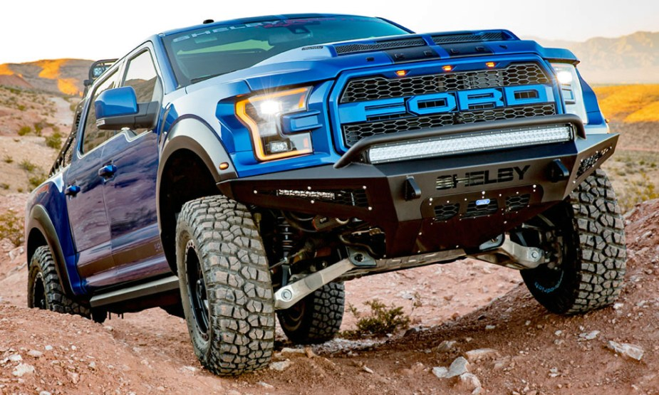 Shelby Ford F-150 Raptor