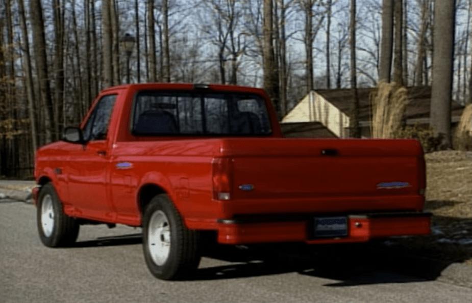 ford-trucks.com 1993 Ford F-150 Lightning