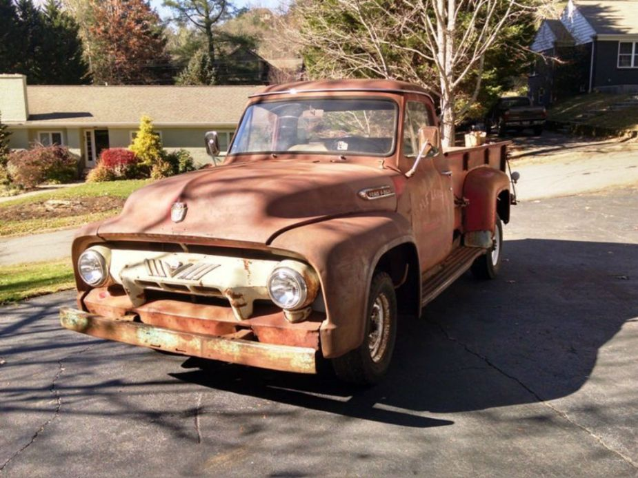 1954 Ford F-350