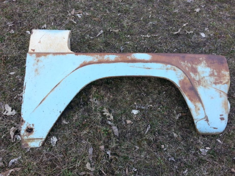 1958 Ford F-100 Parts