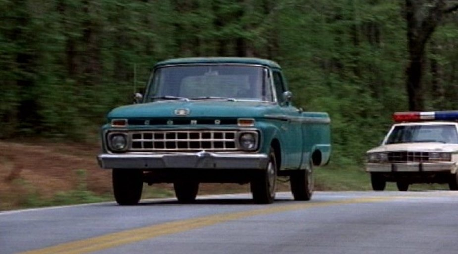 1965 Ford F-100 Jason Lives Friday the 13th Pt. VI