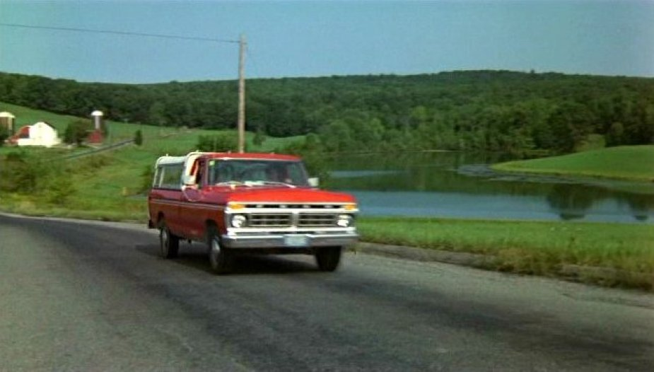 1977 Ford F-Series Friday the 13th