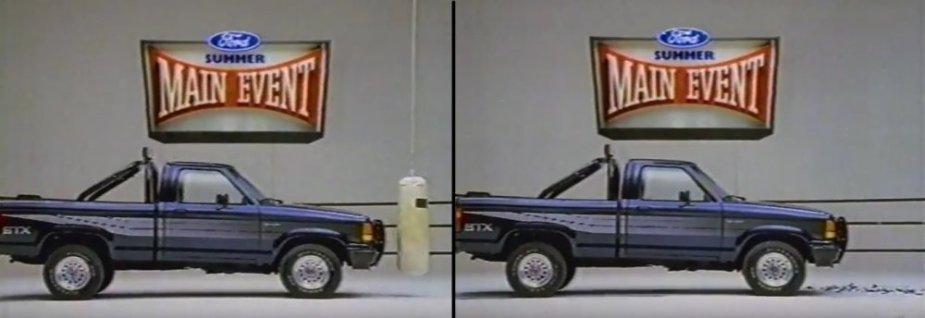 1990 Ford Ranger Ad