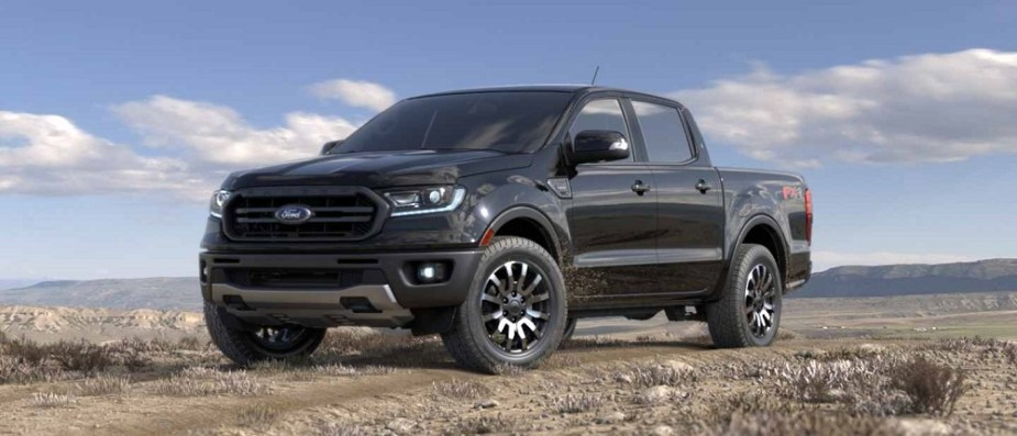 2019 Ford Ranger Colors