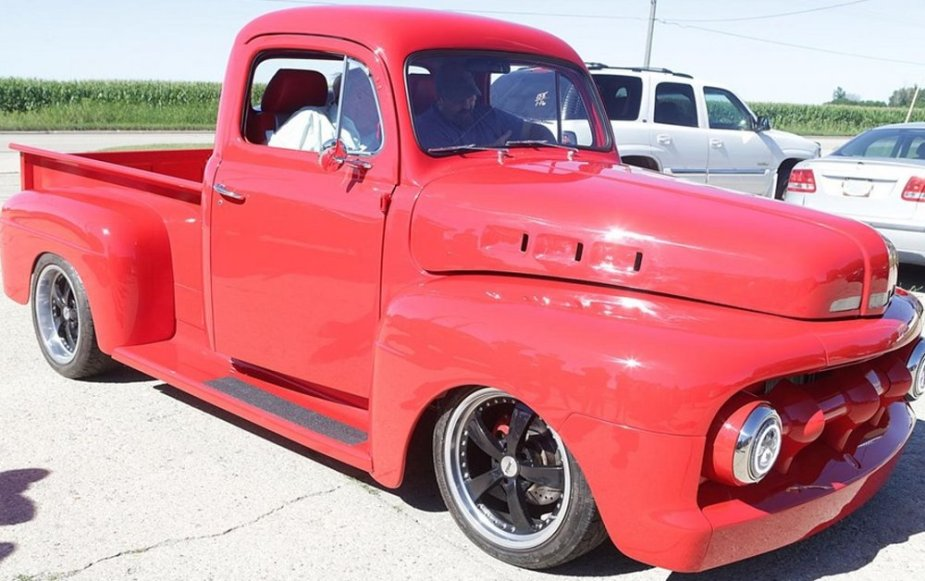 MIllers' 1951 Ford F-1
