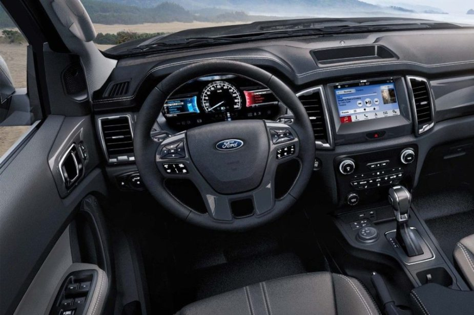 2019 Ford Ranger USA Release Date