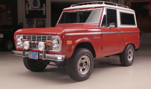 ford-trucks.com 1977 Ford Bronco Jay Leno's Garage