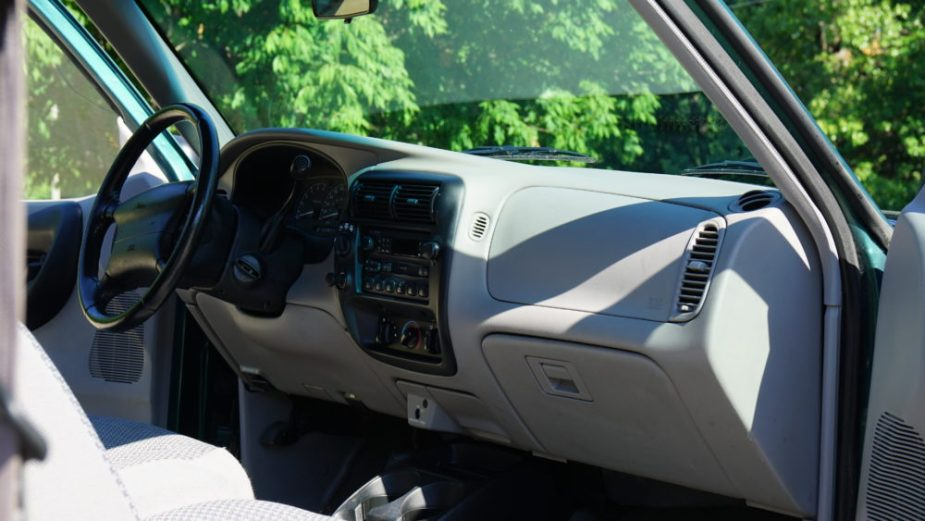 Ford Ranger Gets Refreshed On the Cheap