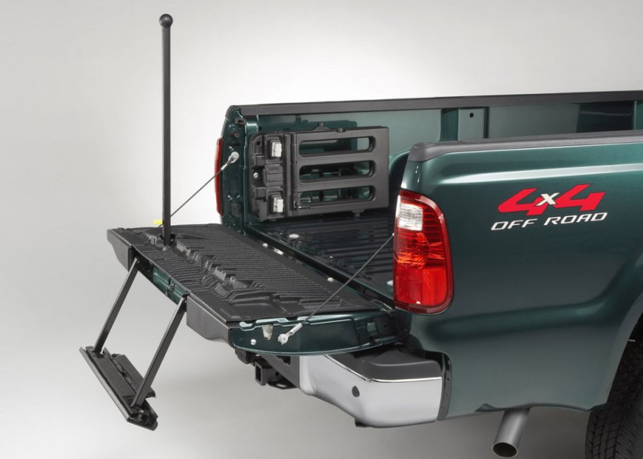 2008 Super Duty Bed