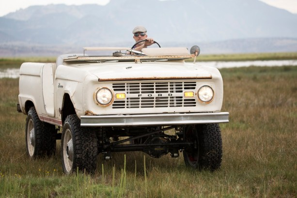 1966 ICON Bronco Derelict Roadster