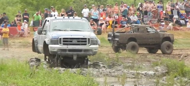 RPM F-250 in the Water