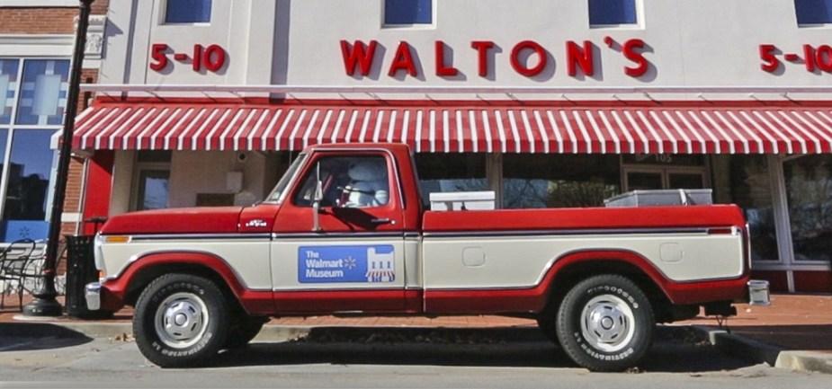 Sam Walton's 1979 Ford F-150