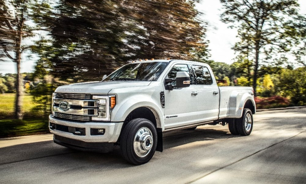 2019 Ford F-450 Real World Payload Capacity Discussed