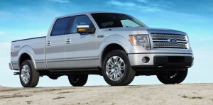 2009 Ford F-150 in Silver