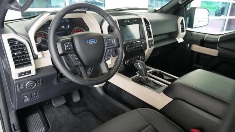 Ford F-150 Military Edition Black Widow