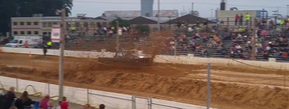 F-150 Hits the Mud