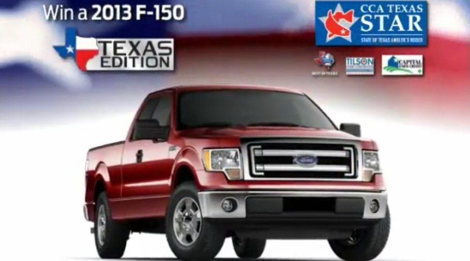 Free Ford F-150