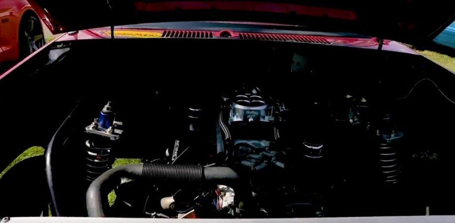 Saad Ranger Engine