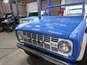 1977 Ford Bronco Velocity Restorations