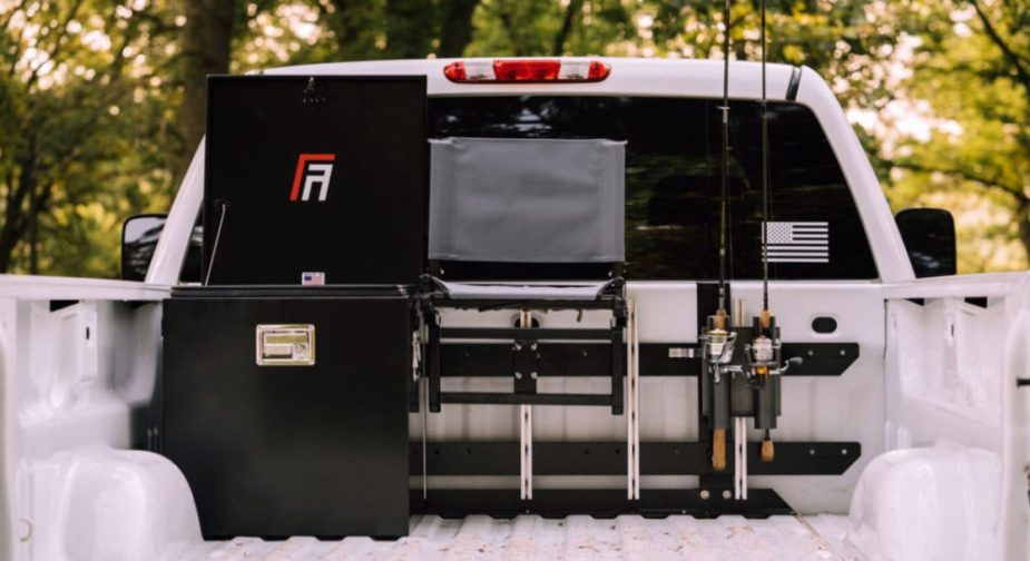 Forged Authority Modular Truck Bed System