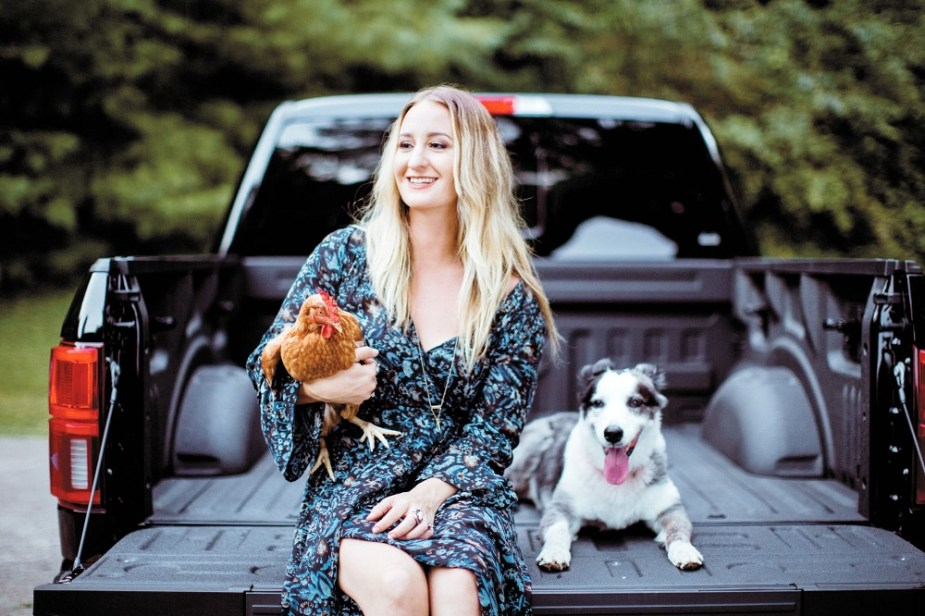 Margo Price & Ford F-150