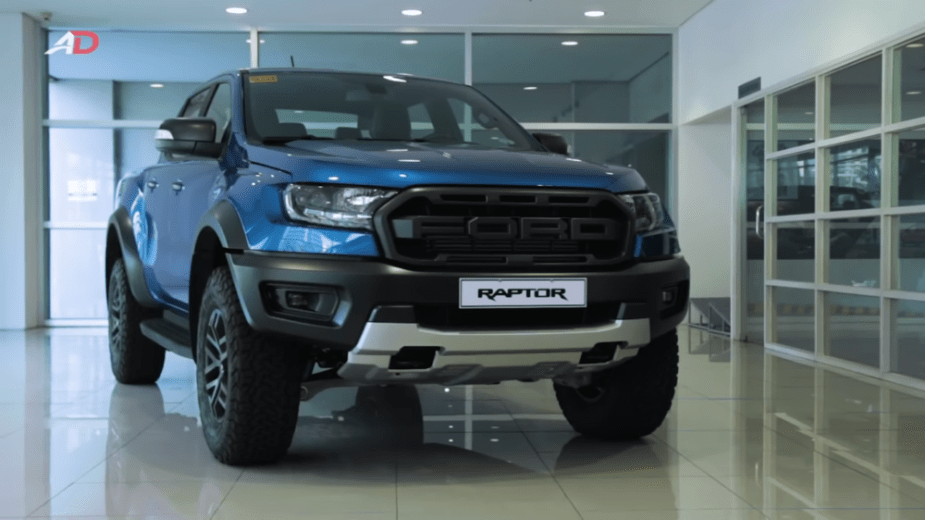 2018 Ford Ranger Raptor