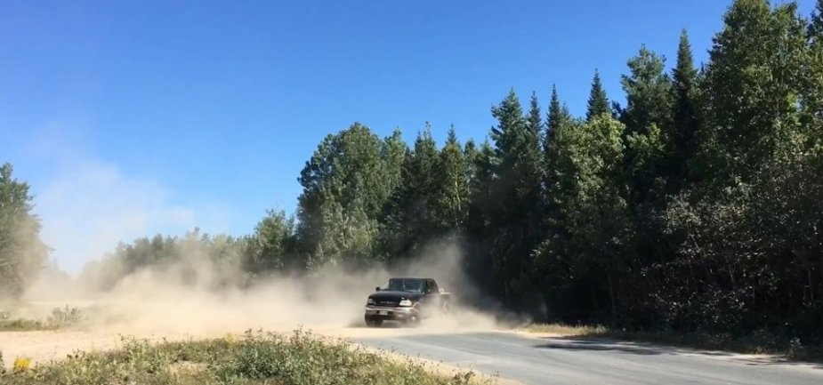 F-150 Dirt Donuts Front