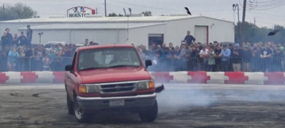 Ranger Tire blows