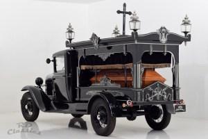 1931 Model A Hearse