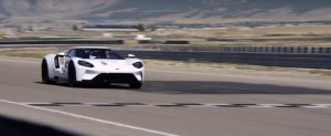 Ford GT Test Drive