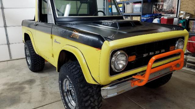 1967 K Bar S Ford Bronco