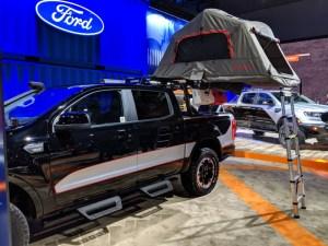 2019 Ford Base Camp Ranger