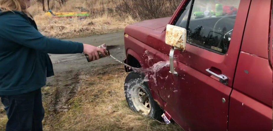 Ford Bronco Waterproof Clip