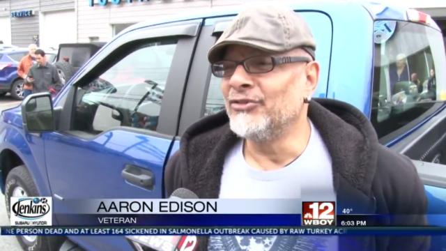 Aaron Edison + Ford F-150