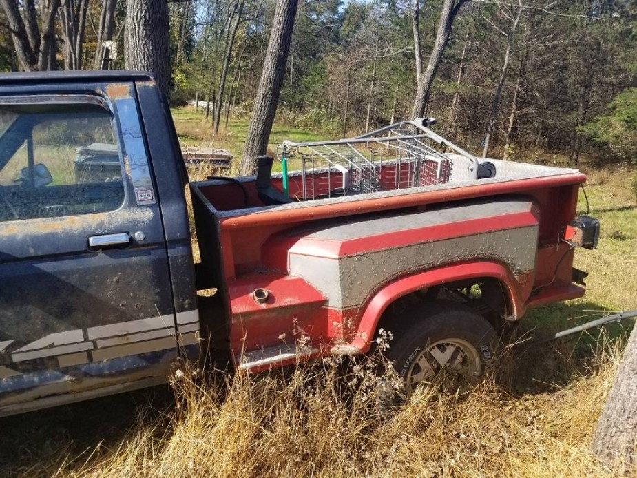 Ford Ranger Shadow Bed