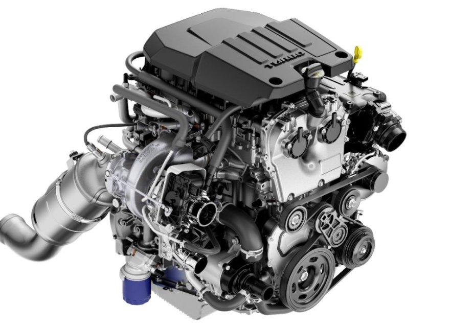 All-new 2.7L Turbo