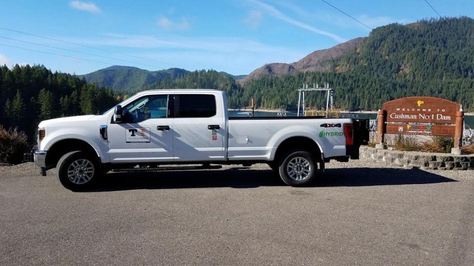 Hybrid EV XL Ford trucks