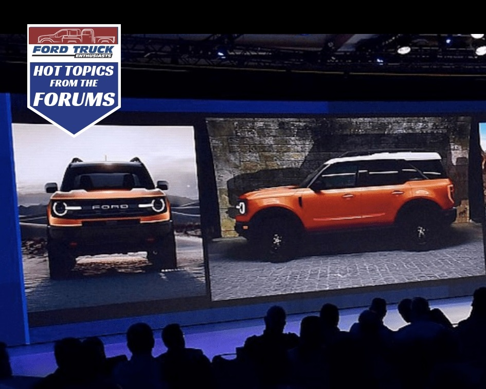 2020 Ford Bronco: What Gives with Lack of Leaks?